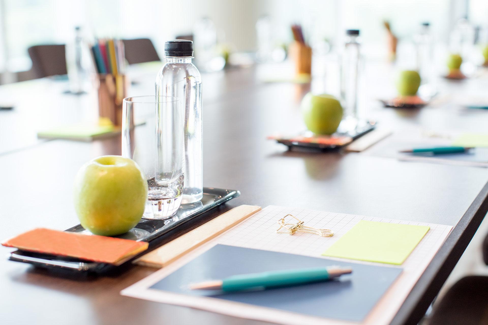 Eksempel på møtelokaler ved Grandkvartalet i Larvik
